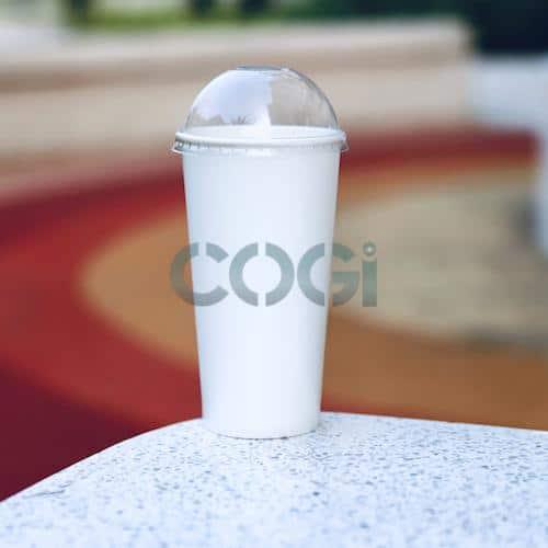 Ly giấy trà sữa 22oz