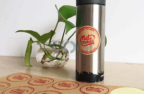 DECAL GIẤY KRAFT