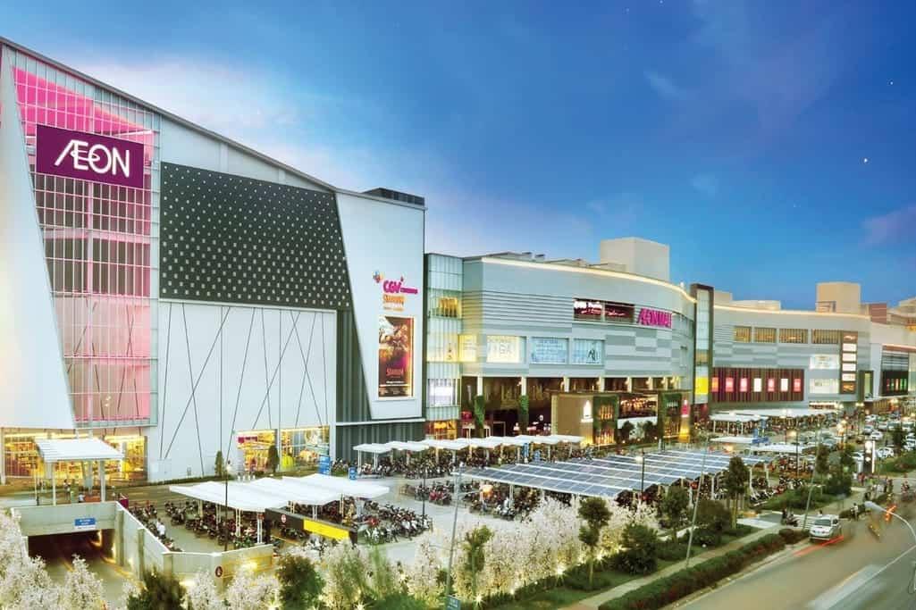 10 địa điểm vui chơi trung thu ở Sài Gòn-AEON mall Tân Phú, Bình Tân