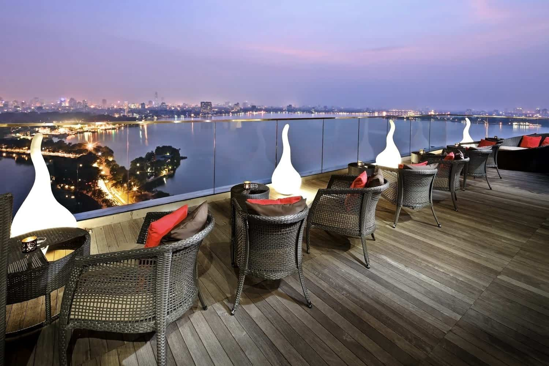 10 địa điểm vui chơi trung thu ở Sài Gòn-Ngắm trăng ở các quán cà phê trên cao
