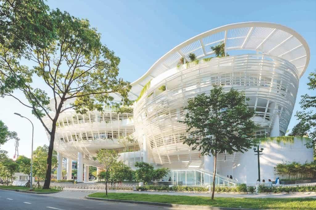 10 địa điểm vui chơi trung thu ở Sài Gòn-Nhà thiếu nhi TP.HCM
